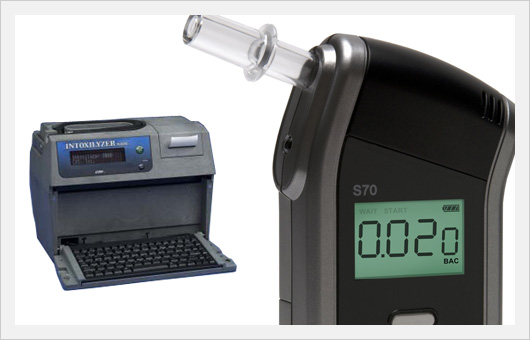 Breath Tests Administered by Law Enforcement